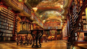 klementinum-library-prague-czech-republic