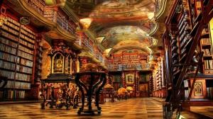 klementinum-library-prague-czech-republic